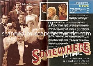 Somewhere In Time with General Hospital
