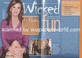 Interview with Y&R star Jess Walton (Jill on The Young and The Restless)