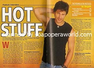 Interview with Greg Vaughan of Y&R