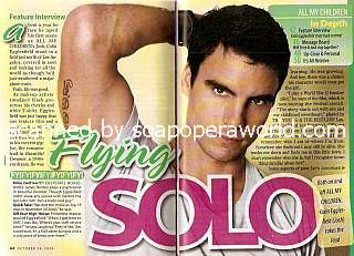 Colin Egglesfield of All My Children