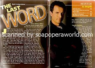 James DePaiva (Max Holden, OLTL)