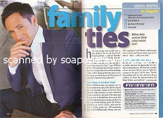 Interview with William deVry (Julian on the ABC soap opera, General Hospital)