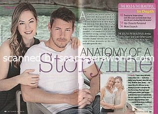 Interview with Scott Clifton & Annika Noelle (Liam and Hope on The Bold and The Beautiful)