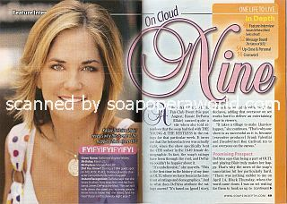 Interview with Kassie DePaiva (Blair on the ABC soap opera, One Life To Live)