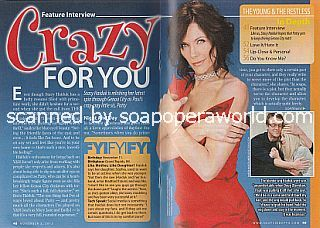 Interview with Stacy  Haiduk (Patty on The Young & The Restless)
