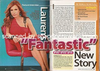 Interview with Tracey E. Bregman (Lauren on The Young & The Restless)