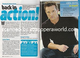 Interview with Steve Burton (Patient 6 on General Hospital)