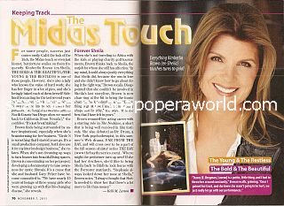Keeping Track with Kimberlin Brown (ex-Sheila on The Young & The Restless)