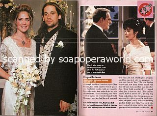 Just Say No featuring Roger Howarth & Kassie DePaiva (Todd & Blair on One Life To Live)