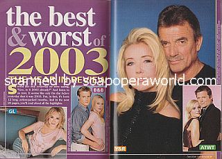 The Best & The Worst of 2003
