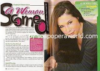 Marie Wilson (Meg, ATWT)