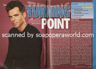 Interview with Jason Thompson (Patrick on General Hospital)