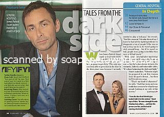 Interview with James Patrick Stuart (Valentin on General Hospital)