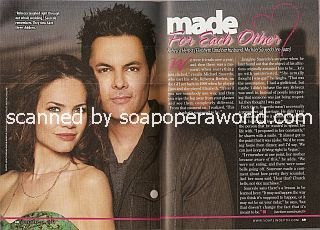 Baby, I'm Yours! featuring Rebecca Herbst and Michael Saucedo of General Hospital