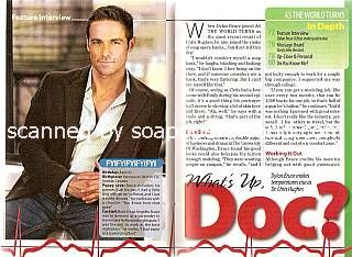 Dylan Bruce (Chris Hughes, ATWT)