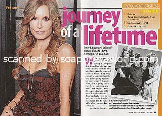 Interview with Tracey E. Bregman (Lauren on The Young and The Restless)