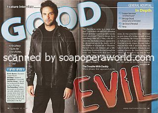 Interview with Brandon Barash (Johnny on General Hospital)