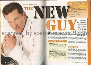 Interview with Steve Burton (Dylan on The Young & The Restless)