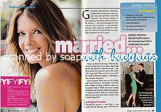 Interview with Michelle Stafford (Nina on General Hospital)