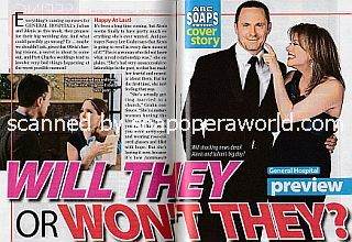 Will They or Won't They? GH 