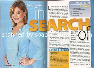 Interview with Kirsten Storms (Maxie on General Hospital)