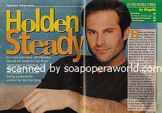 Interview with Jon Hensley of ATWT