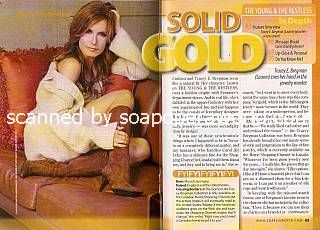Interview with Tracey E. Bregman (Lauren on Y&R)