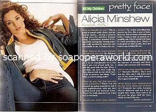 Alicia Minshew (Kendall, AMC)