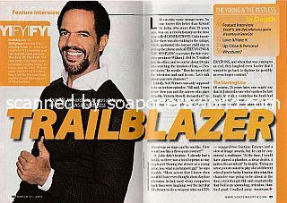 Interview with Kristoff St. John (Neil Winters on The Young and The Restless)