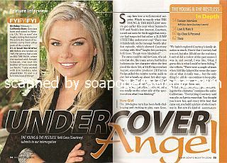 Interview with Kelli Goss (Courtney on The Young & The Restless)