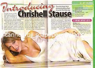 Chrishell Stause (Amanda, AMC)