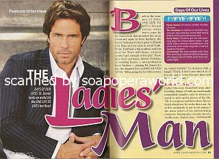 Interview with Shawn Christian (Daniel on Days Of Our Lives)