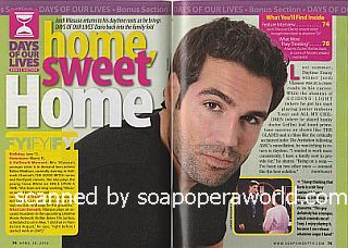 Interview with Jordi Vilasuso (Dario on Days Of Our Lives)