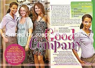 Fashion Feature with Denise Vasi, Brianne Moncrief & Chrishell Stause (Randi, Colby & Amanda on AMC)