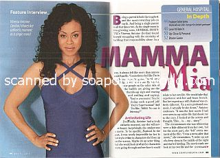 Interview with Vinessa Antoine (Vinessa plays the role of Jordan on General Hospital)