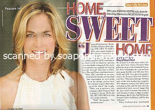 Interview with Kassie DePaiva (Blair on One Life To Live)