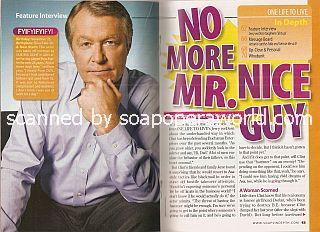 Interview with Jerry ver Dorn (Clint Buchanan on soap opera, One Life To Live)