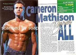 Cameron Mathison (Ryan, AMC)