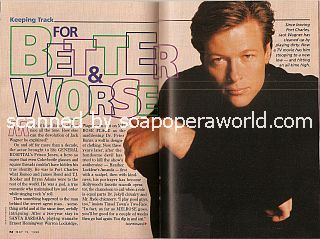 Interview with Jack Wagner (ex-Frisco, GH)