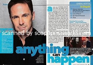 Interview with William deVry (Julian on General Hospital)