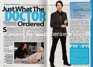 Interview with Michael Easton (Finn on General Hospital)