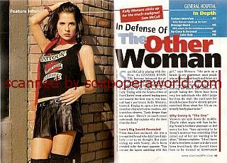 Kelly Monaco (Sam, GH)