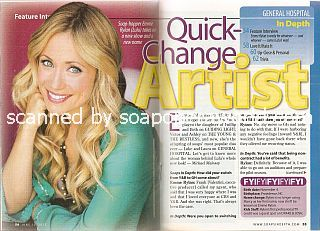 Interview with Marcy Rylan (Lulu on General Hospital)