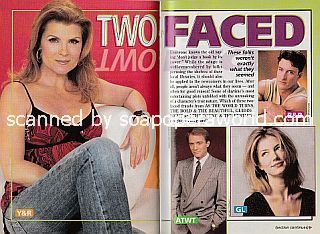 Two-Faced featuring Kimberlin Brown