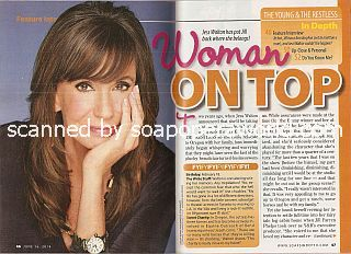 Interview with  Jess Walton (Jill Abbott on The Young & The Restless)