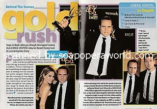 Gold Rush with Maurice Benard winning his second Daytime Emmy