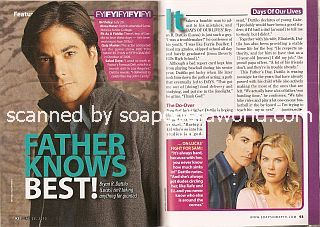 Interview with Bryan Dattilo (Lucas on Days Of Our Lives)