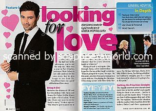 Interview with Matt Cohen (Griffin on General Hospital)
