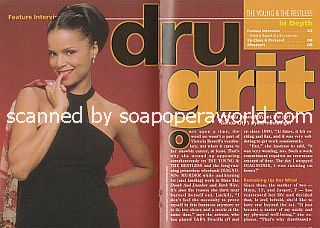 Interview with Victoria Rowell (Drucilla on The Young and The Restless)