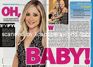 Interview with Emme Rylan (Lulu on the ABC soap opera, General Hospital)